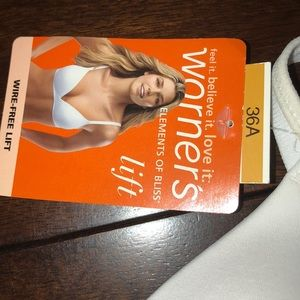 Warner's Intimates & Sleepwear - 2 Warner's wireless bras size 36a